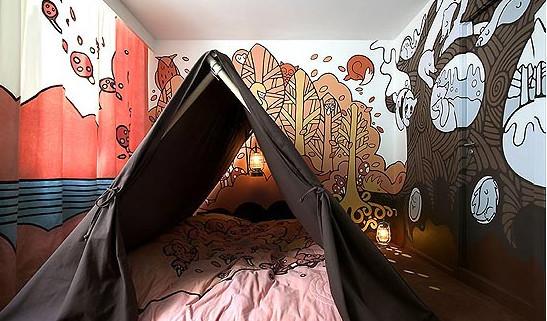 61 комната 21 дизайнер 1000 идей. Изображение № 5.