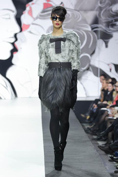 """Коллекция """"La Femme Magnifique"""" Модного Дома Игоря Гуляева. Изображение № 11."""