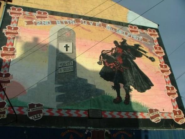 Граффити Ольстера. Изображение № 27.