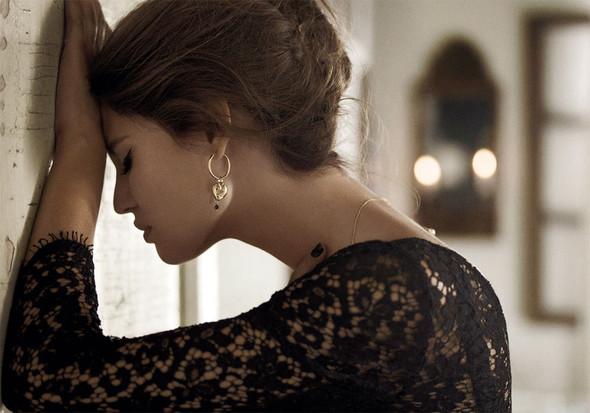Кампании украшений: Dolce & Gabbana, Tiffany & Co и H. Stern. Изображение № 4.