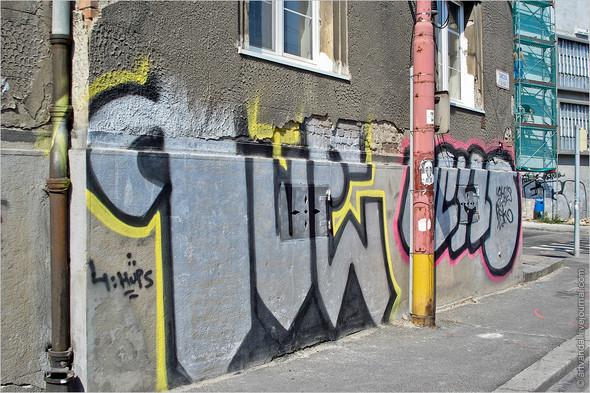 Стрит-арт и граффити Братиславы, Словакия. Изображение № 40.