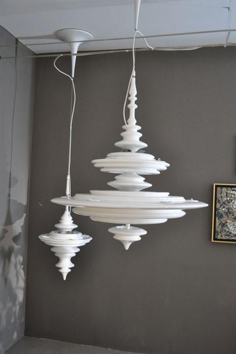 Лампы на Миланской Неделе Дизайна 2010. Изображение № 22.