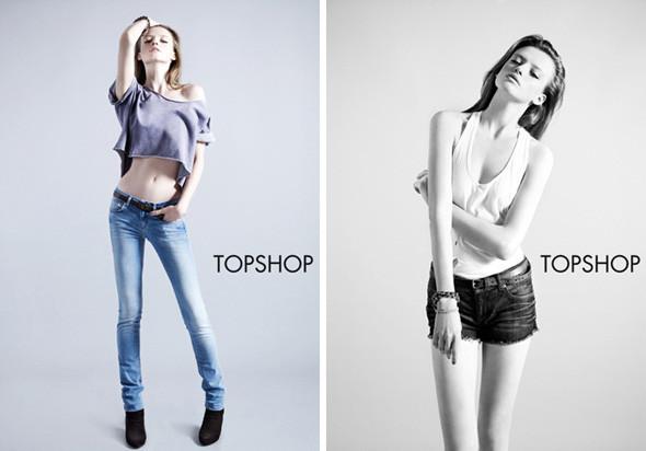 Кое-что новое: Gentlewoman, H&M, Zara и Topshop. Изображение № 24.