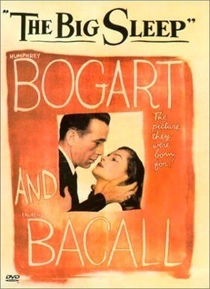 Фильм «Глубокий сон», 1946 г. Послужил эталоном для других послевоенных фильмов в жанре Нуар. Изображение № 29.