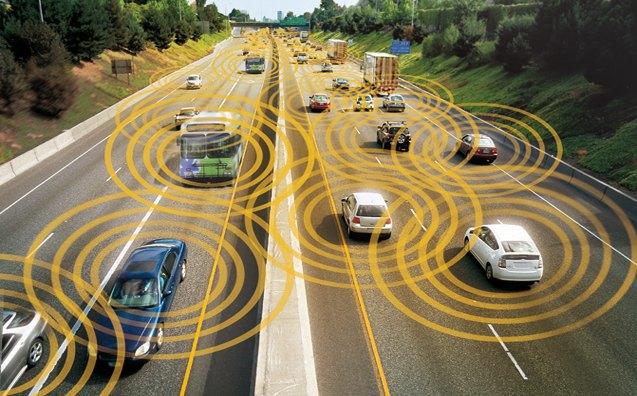 Департамент транспорта США хочет заставить автомобили общаться. Изображение № 1.