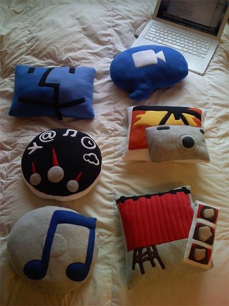 Уникальные икреативные подушки. Изображение № 4.