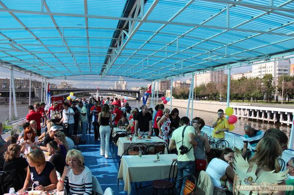 """""""Старая Гавана"""" в открытом плавании 22.07.2012. Изображение № 93."""