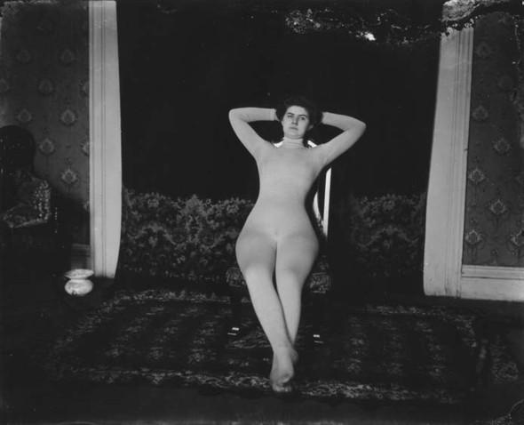 Фотосессия жриц любви 1912 года. Изображение № 4.