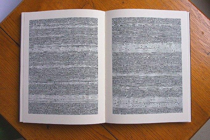 Книгу для будущих поколений написали бинарным кодом . Изображение № 5.