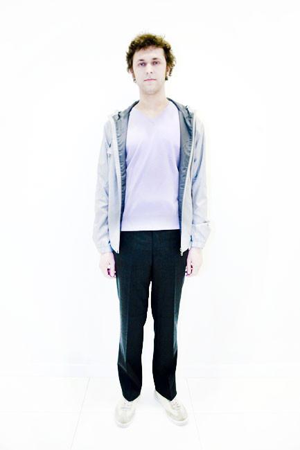 Встречайте по одежке: мужские образы от Uniqlo. Изображение № 6.