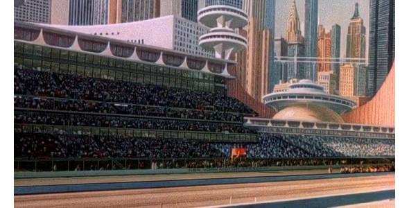 B-Movies: «Смертельные гонки 2000». Изображение № 4.