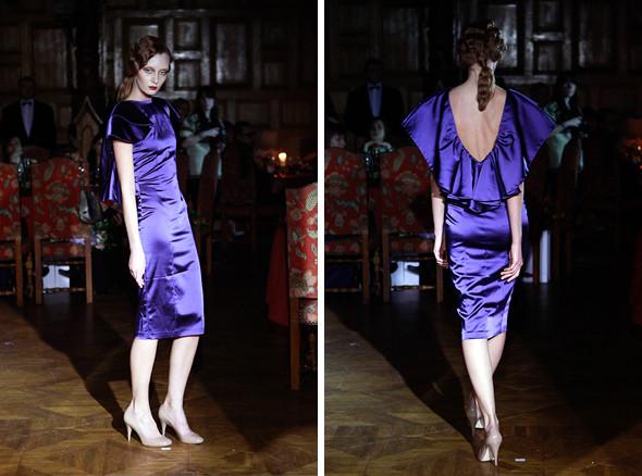 Изображение 10. Vardoui Nazarian FW 2011: прозрачные юбки и пушистые майки.. Изображение № 10.