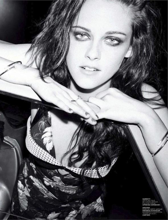 Новые съемки: Vogue, Nylon и другие. Изображение № 37.