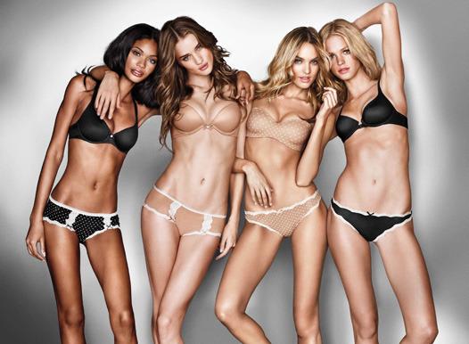 Как сохранить спокойствие на бэкстейдж? Советы моделей Victoria's Secr. Изображение № 1.