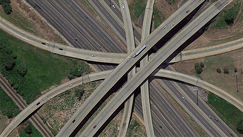 35 фотографий  из Google Earth,  которым сложно поверить. Изображение № 22.