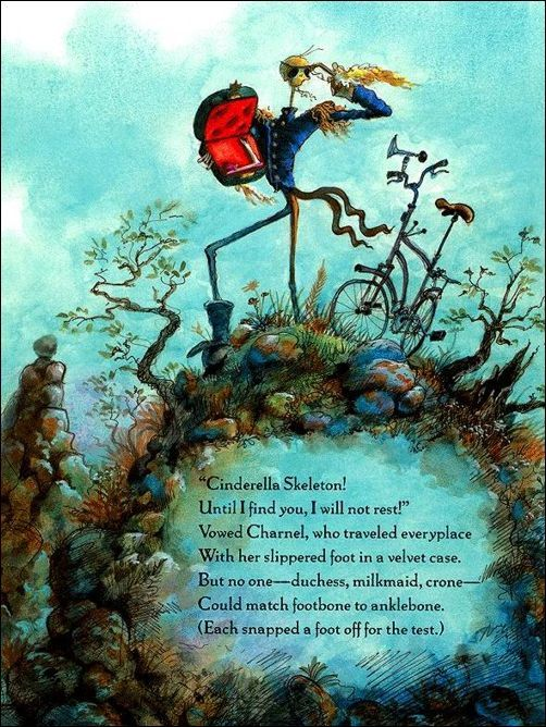 Cinderella Skeleton. Изображение № 16.