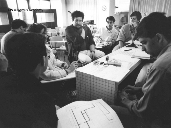 Из архива Академии DOMUS: мастер-класс с Philippe Starck.. Изображение № 19.