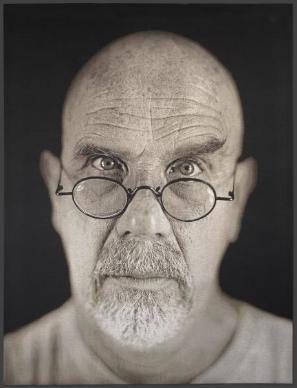 Chuck Close. Изображение № 9.