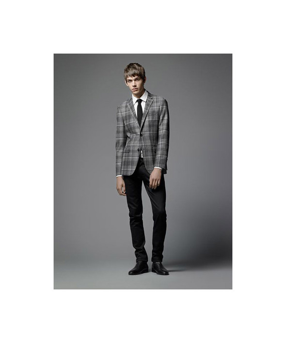 Лукбук: Burberry Black Label Fall 2011. Изображение № 1.