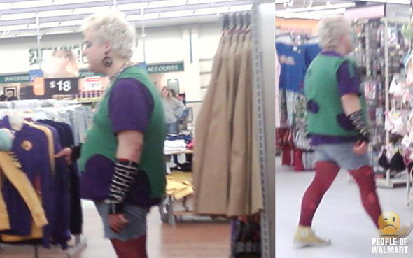 Покупатели Walmart илисмех дослез!. Изображение № 78.