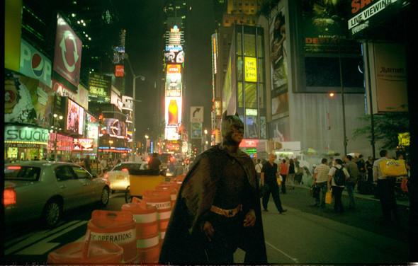 20 субъективных определений Нью-Йорка. Фото-ощущения. Изображение № 2.