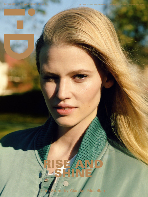 Обложки: Elle, i-D и Harper's Bazaar. Изображение № 2.