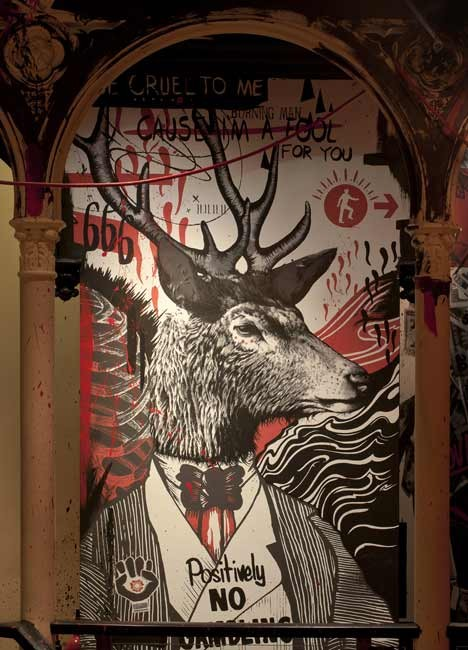 Под стойку: 15 лучших интерьеров баров в 2011 году. Изображение № 13.