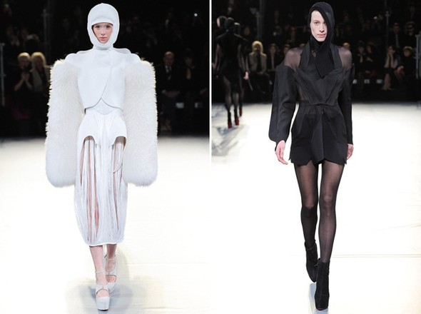 Показы Paris Fashion Week FW 2012: День 2. Изображение № 5.