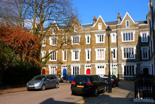 Ориентируемся в английской и лондонской архитектуре. Изображение № 11.
