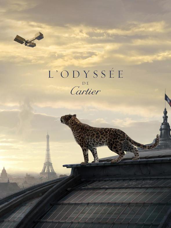 L'Odyssée de Cartier. Изображение № 1.