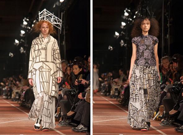 Japan Fashion Week AW 2010 - 2011. Изображение № 15.