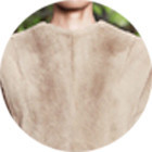 Кутюр в деталях: Маски, бисер и кожа в коллекции Givenchy. Изображение № 4.