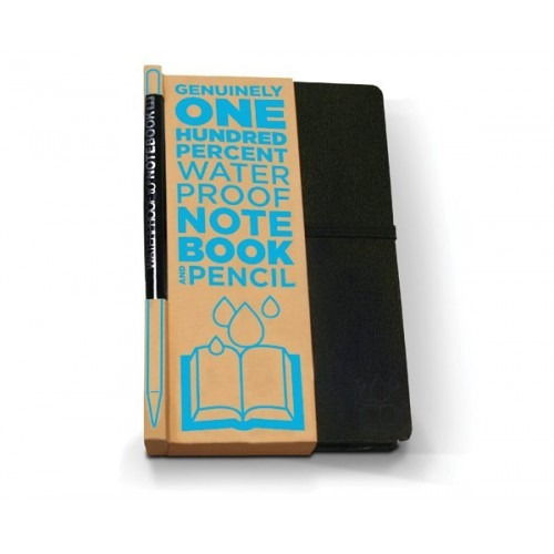 Водостойкий блокнот и карандаш. Изображение № 1.