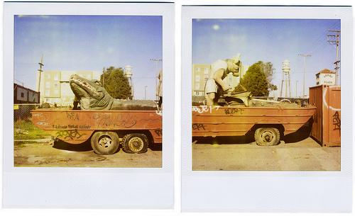Polaroid cars. Изображение № 26.