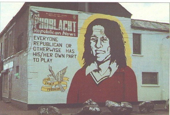 Граффити Ольстера. Изображение № 42.