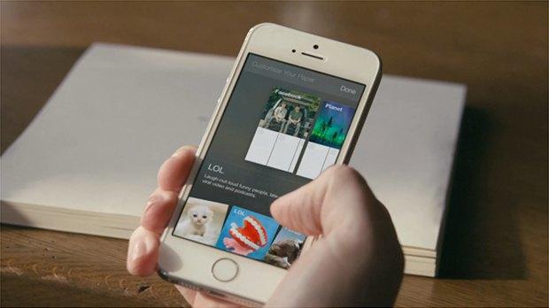 Дизайнеры критикуют мобильное приложение Paper. Изображение № 6.
