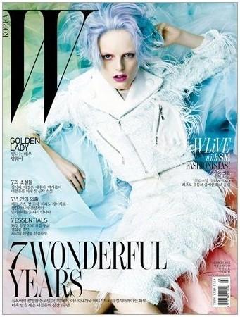 Обложки: Vogue, W и Pop. Изображение № 2.