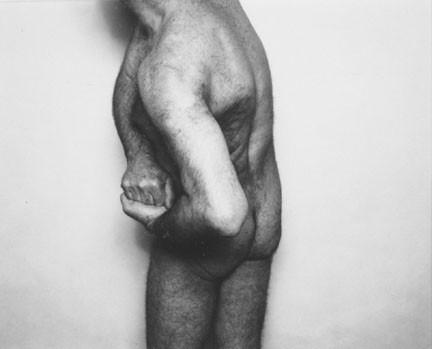 John Coplans: Части тела. Изображение № 12.