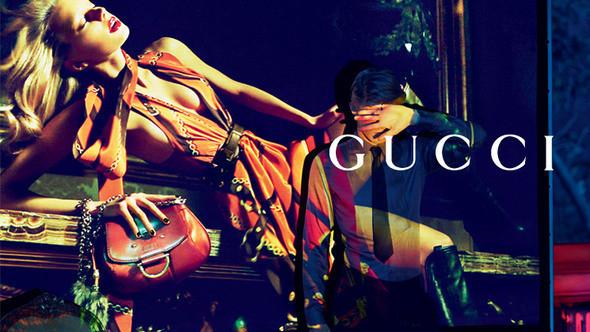 Изображение 9. Превью кампаний: Gucci, DKNY и другие.. Изображение № 5.