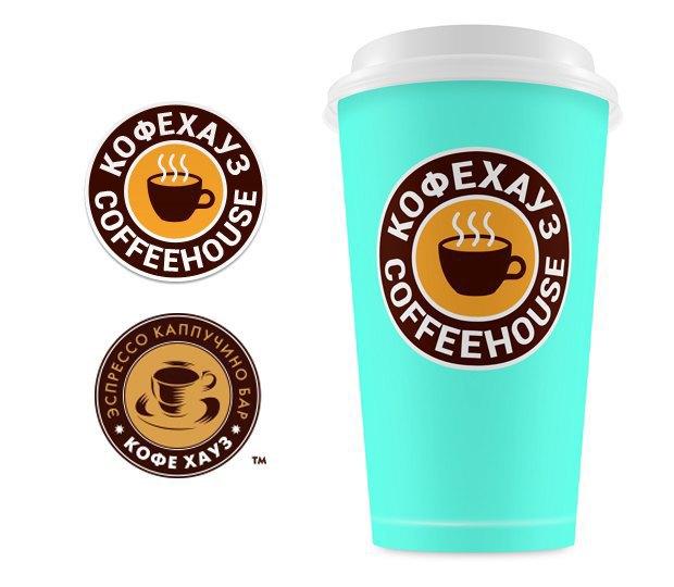 Редизайн: Новый логотип «Кофе Хауза». Изображение № 5.