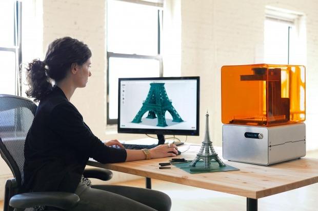 Разработан первый недорогой 3D-принтер. Изображение № 1.