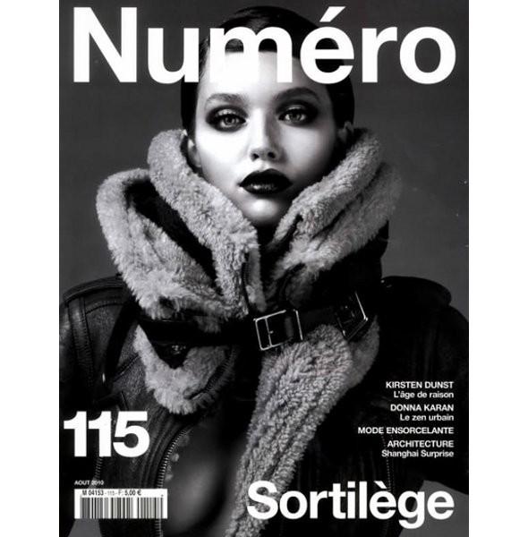 5 новых обложек: Numéro, Interview, Russh, Client. Изображение № 1.