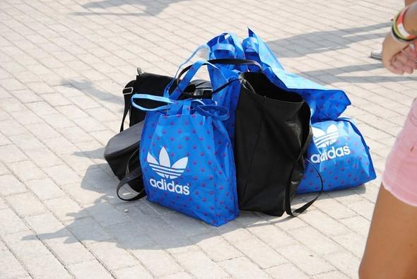 Партизаны Adidas Originals на Пикнике Афиши. Изображение № 35.