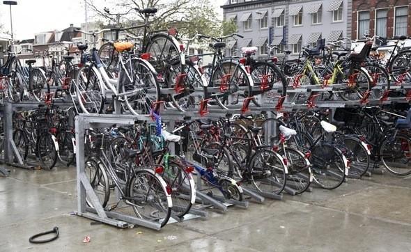 Типичная велопарковка. Изображение № 53.