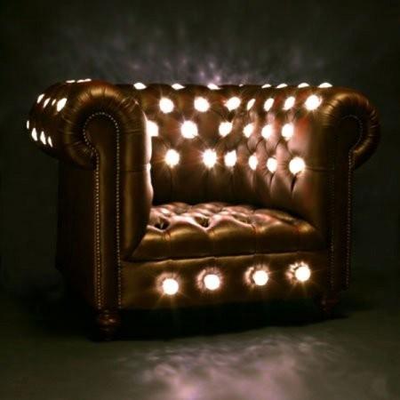 10-ка креативной мебели. Изображение № 6.