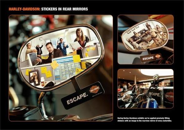 Harley Davidson: реклама легенды. Изображение № 34.