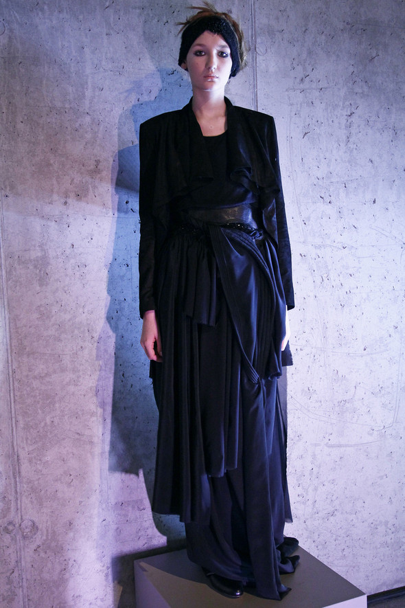 Berlin Fashion Week A/W 2012: Augustin Teboul. Изображение № 3.