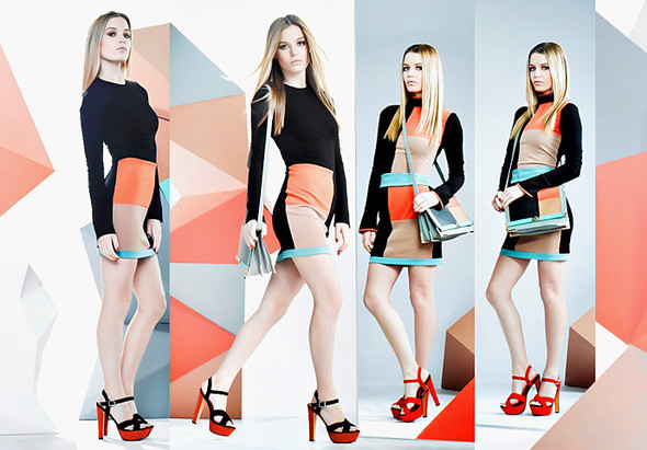 Кампании: Balenciaga, Celine, Dolce & Gabbana и другие. Изображение № 32.
