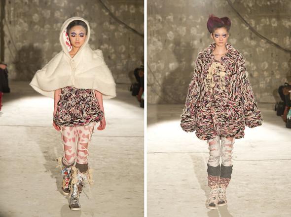 Japan Fashion Week AW 2010 - 2011. Изображение № 31.