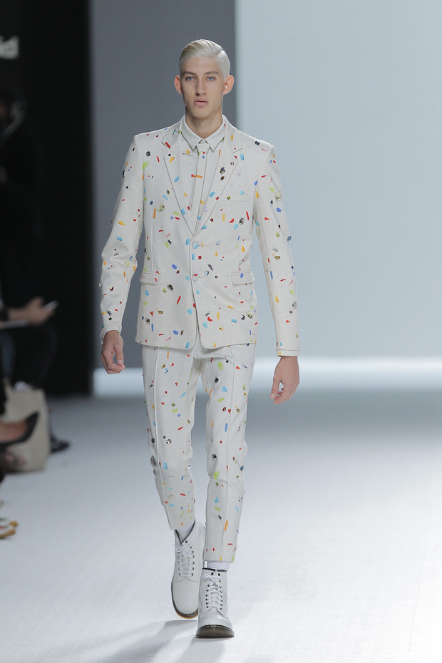 Madrid Fashion Week SS 2013: DAVIDELFIN. Изображение № 29.
